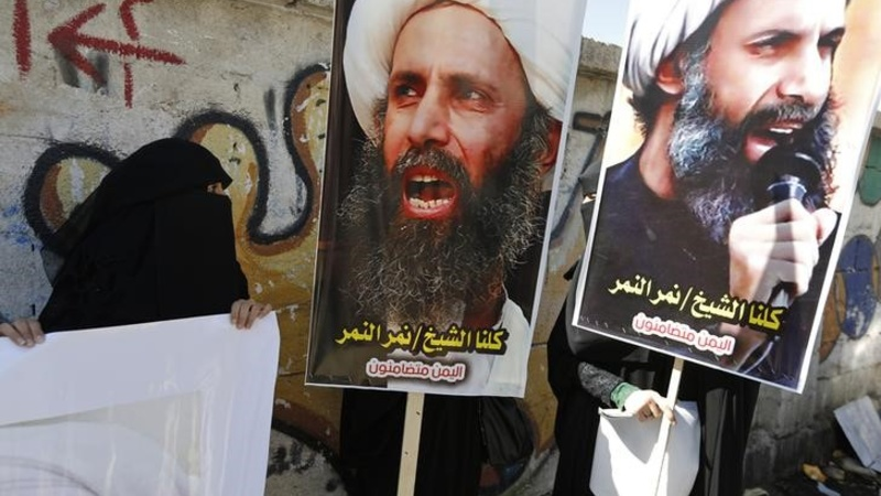 Protests across Middle East at Saudi execution