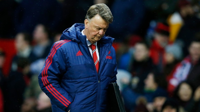 VERBATIM: Van Gaal's United finally win