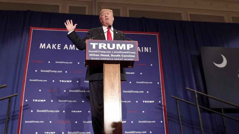 VERBATIM: Trump pummels the press