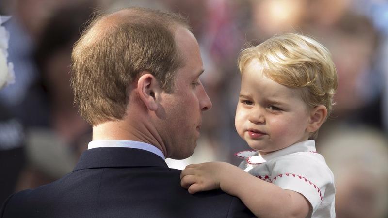 VERBATIM: Fatherhood's changed Prince WIlliam