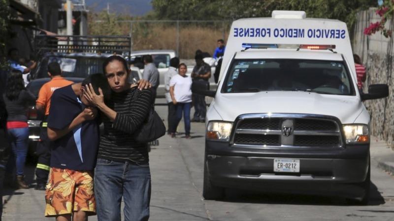 New Mexican mayor killed
