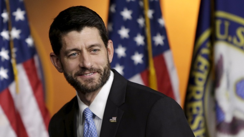 Ryan targets taxes and prison reform in 2016