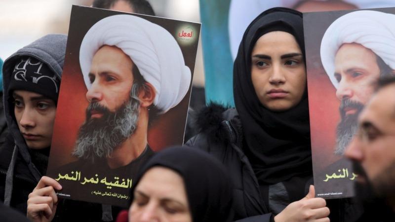 Saudi Arabia cuts ties with Iran