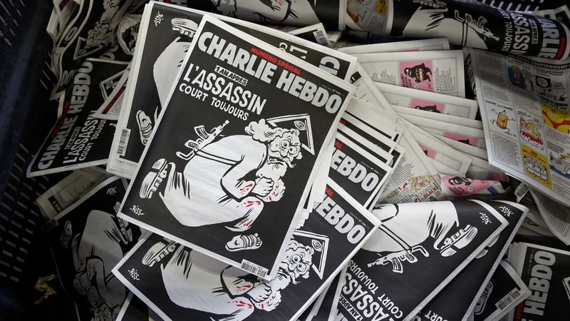 France remembers 'Charlie Hebdo' massacres