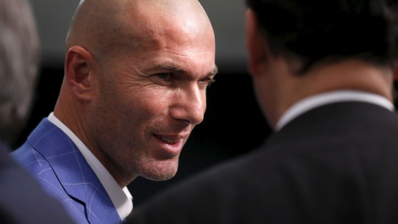 Zidane named new Real Madrid manager