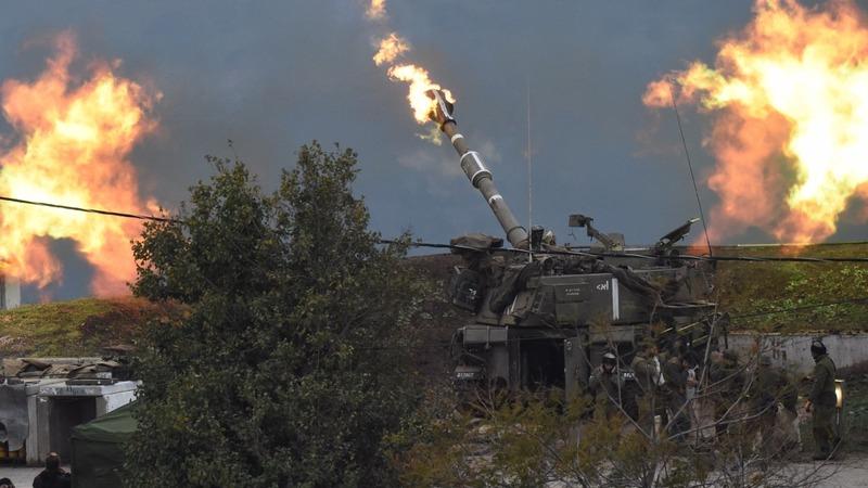 Israel shells Lebanon after Hezbollah bomb