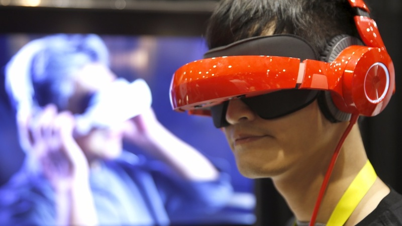 Big gadget show gives a taste of what's to come