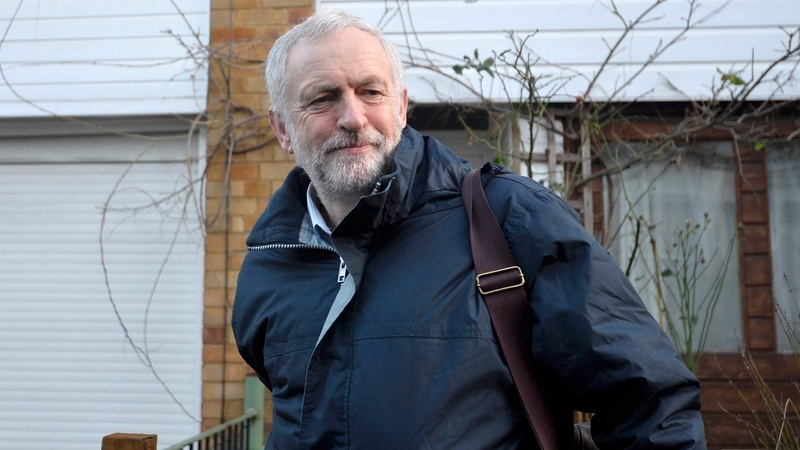 Corbyn spares critic in reshuffle