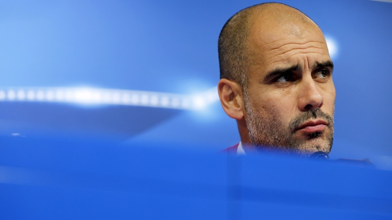 Pep paves the way to the UK