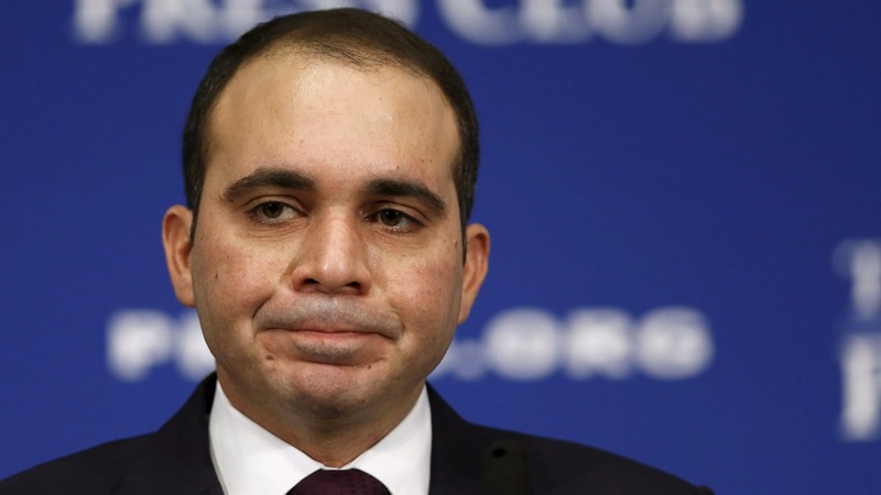 Prince Ali fears 'catastrophe' for FIFA