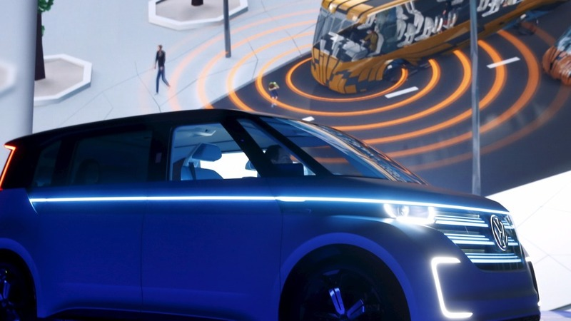 Volkswagen powers up for cleaner image