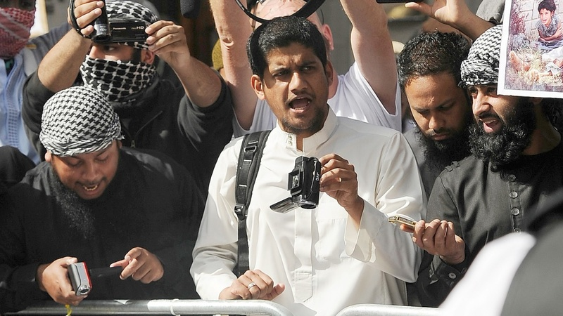 IS video puts spotlight on banned al-Muhajiroun