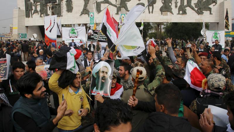 Iraq offers to mediate between Saudi and Iran