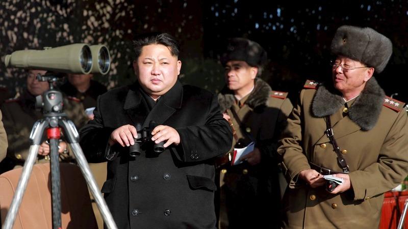 North Korea bomb claim adds to market gloom