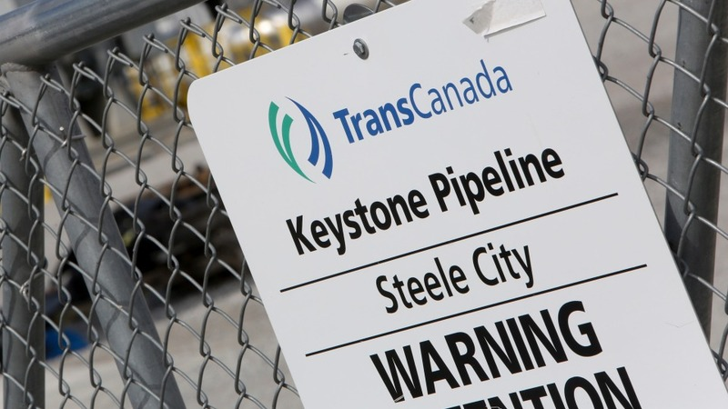 TransCanada sues U.S. over Keystone rejection
