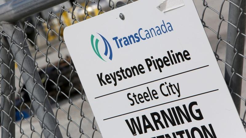 TransCanada sues U.S. over Keystone rejection
