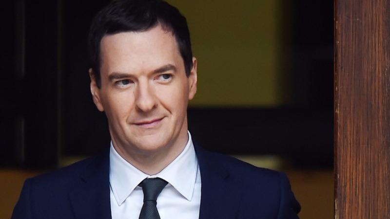UK faces 'cocktail' of risks - Osborne
