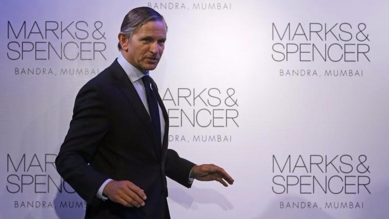 M&S chief quits as sales flag