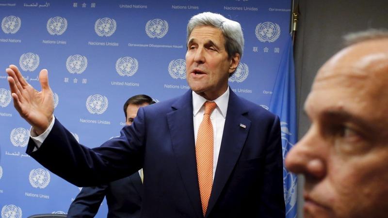 VERBATIM: Kerry on defensive after North Korea test