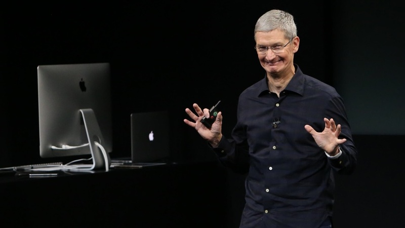 Apple's 'growth stock' days may be over