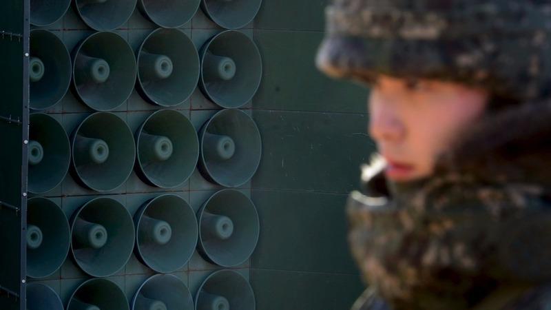 Seoul's high-decibel assault on North Korea