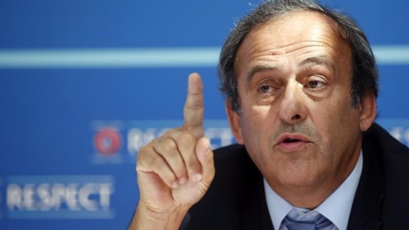 Platini quits race for FIFA presidency