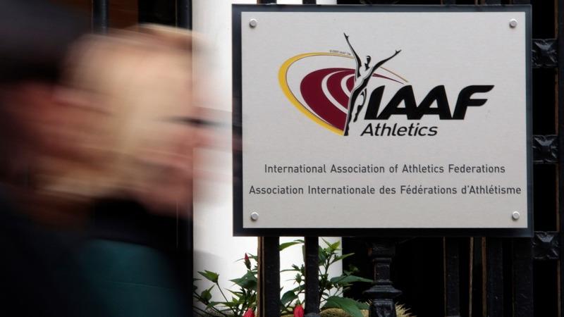 Life bans for top athletics officials