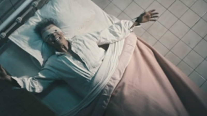 David Bowie's 'creepy' comeback