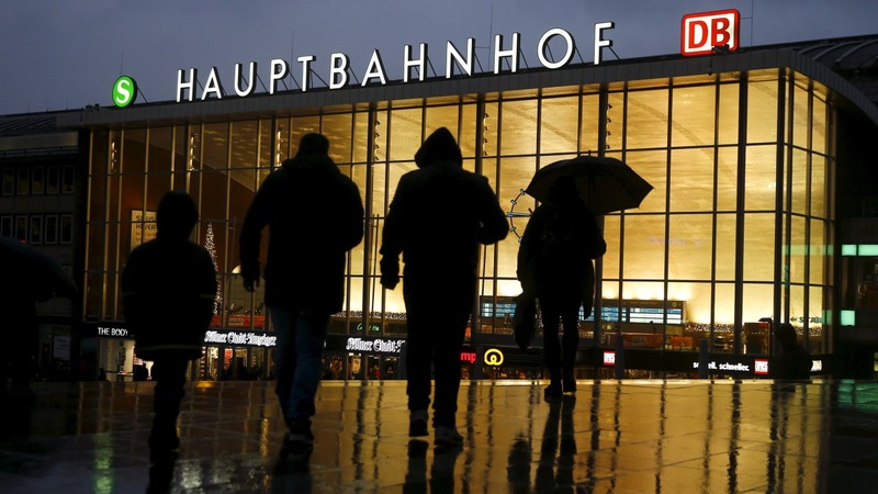 Asylum seekers involved in Cologne violence