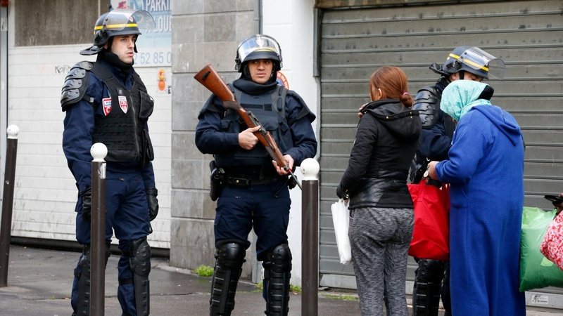 Doubt over identity of Paris attacker