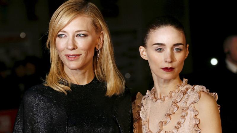 'Carol' and 'Bridge of Spies' lead BAFTA nominations