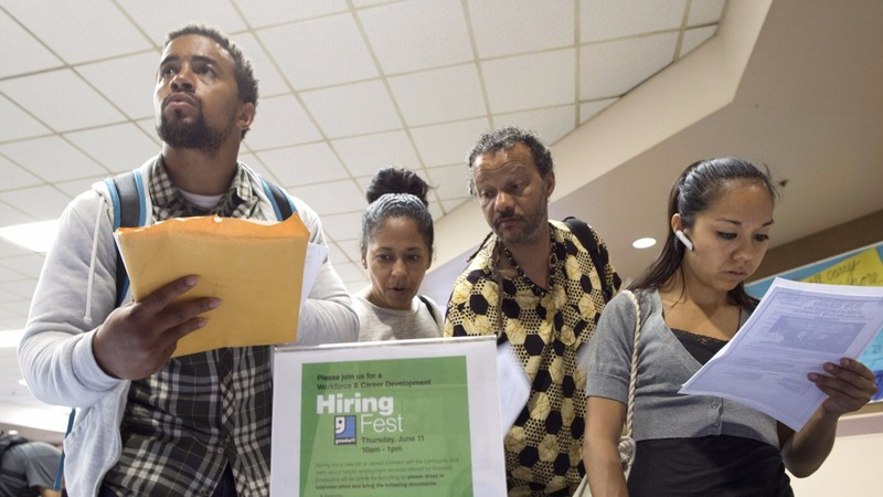 Robust U.S. hiring squashes recession fears