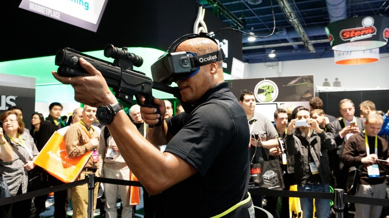Virtual reality in search of a killer app