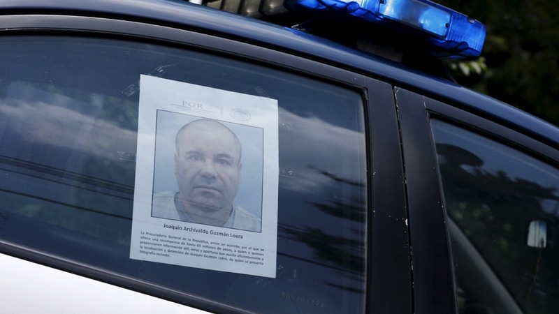 'El Chapo' captured in Mexican raid