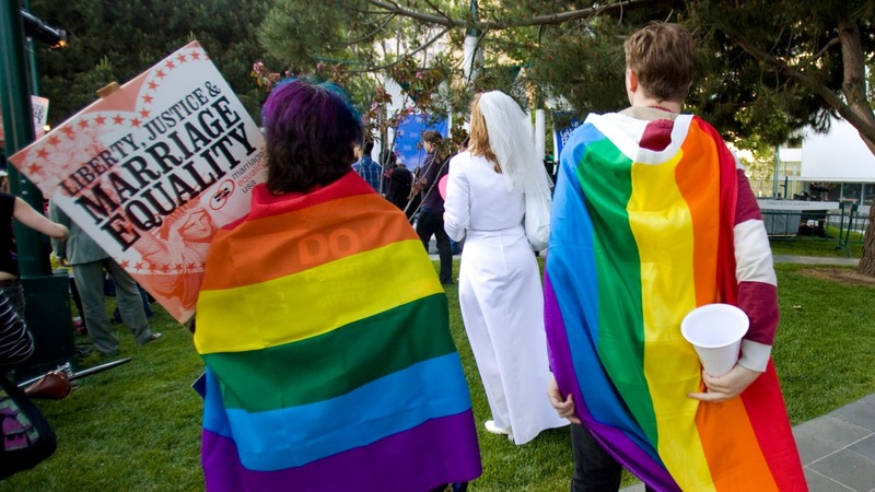 Supreme Court union case echoes gay marriage fight