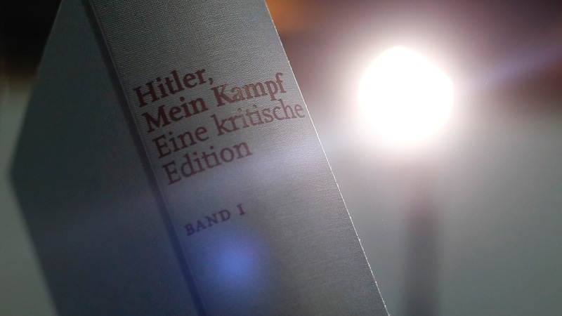 'Mein Kampf' printed in German in first since WWII