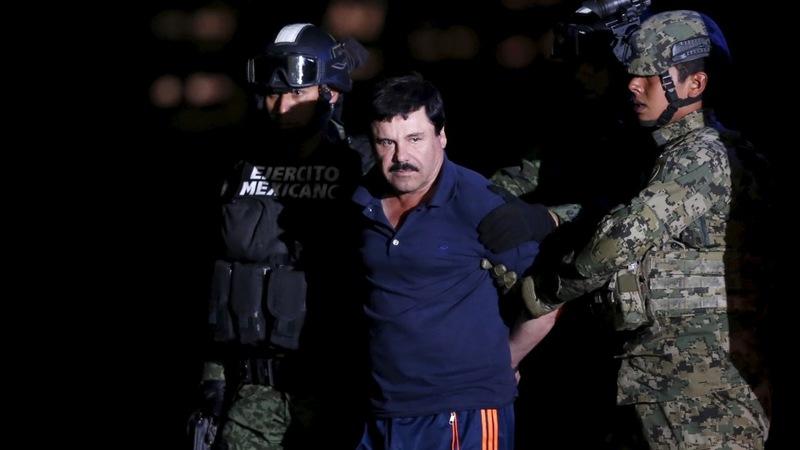 Mexico aims to extradite 'El Chapo': sources