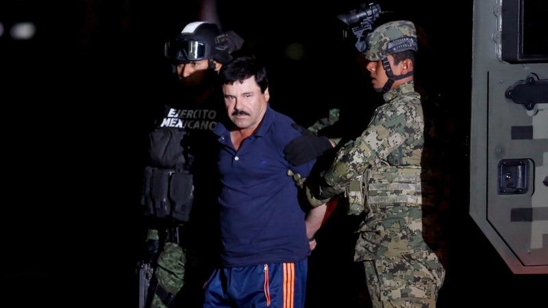 Sean Penn led authorities to 'El Chapo'