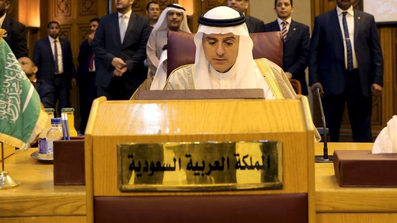 Saudis blame Iran for regional tensions