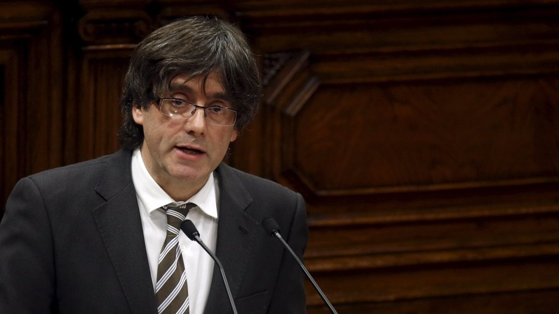 New Catalan leader boosts independence hopes