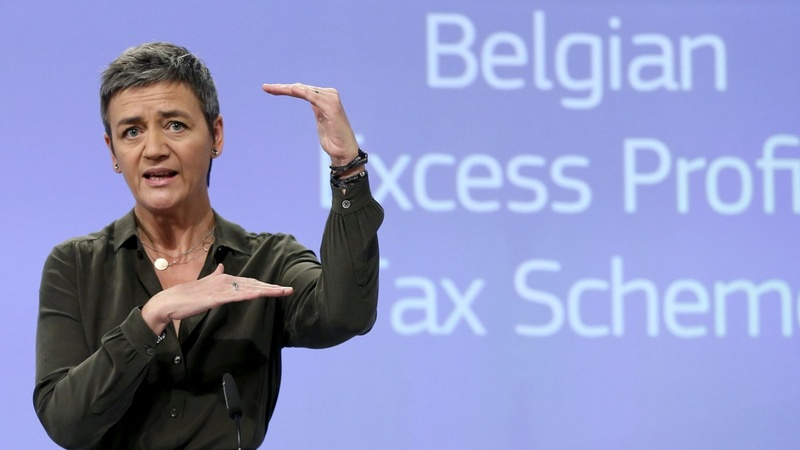 Belgium ordered to reverse tax breaks