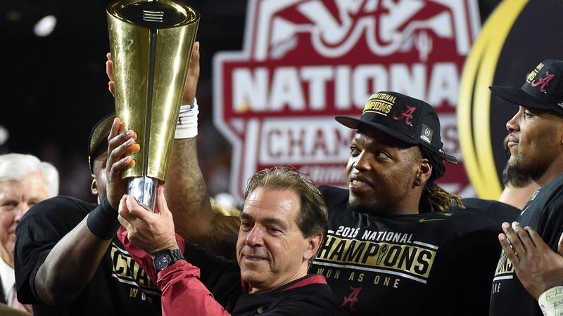 Alabama beats Clemson for national title