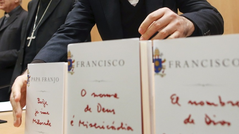 In new book, Pope explains church vision