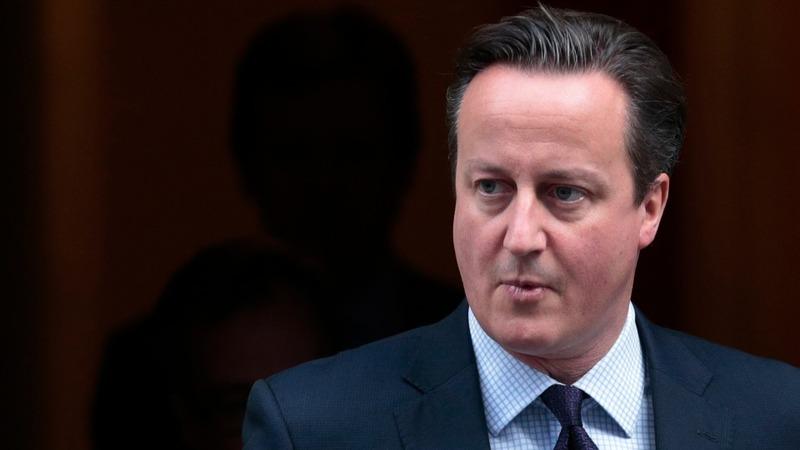 Cameron says UK has right Syria strategy