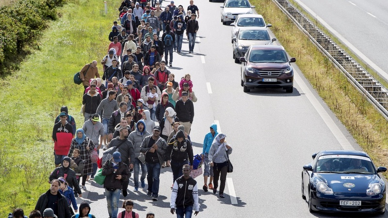Is Denmark set to seize refugees' valuables?