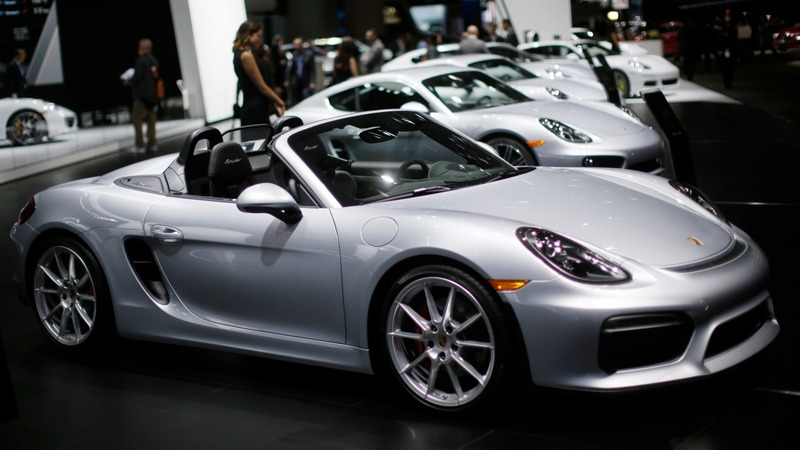 Eye candy from the Detroit auto show