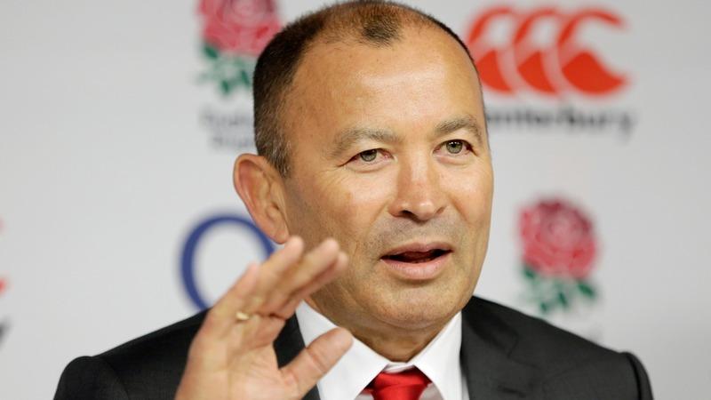 VERBATIM: England rugby coach announces squad