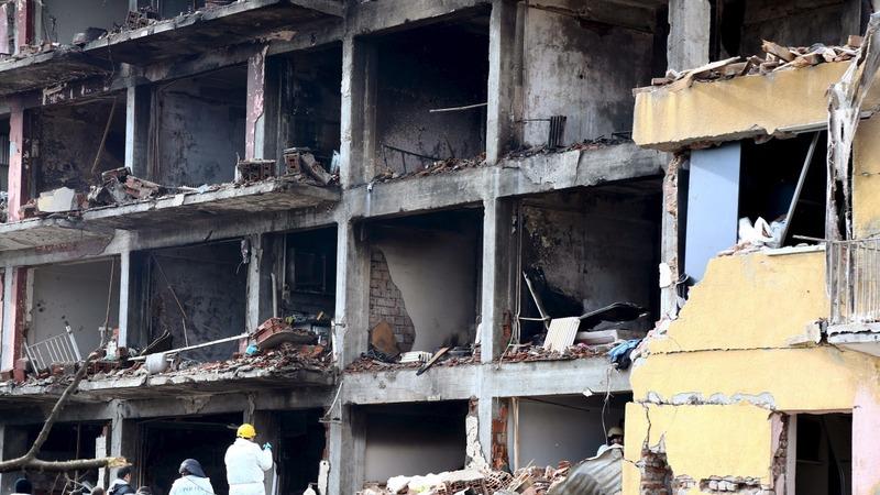 Kurdish militants kill 6 in truck bomb attack
