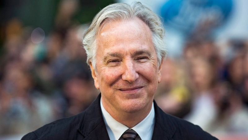 Alan Rickman, British star, dies at 69