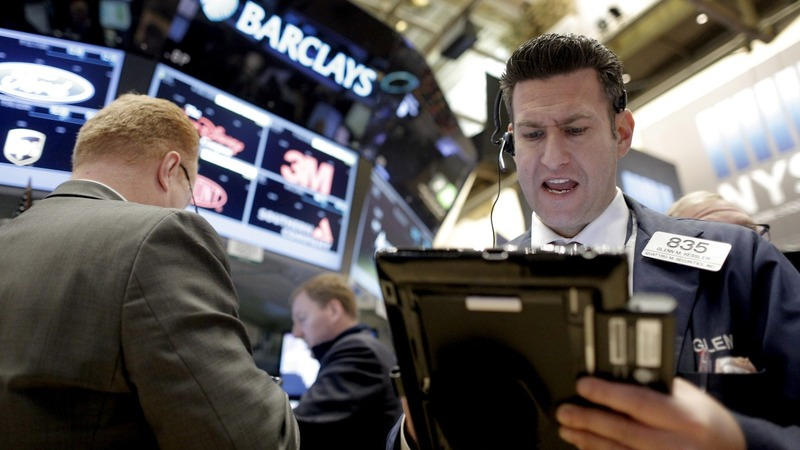 U.S. stocks rally on oil, JPMorgan results